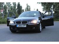 BMW 525 2.5 auto 2005MY i SE
