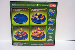 Connect Four Stackers - hard to find this board game London Ontario image 2