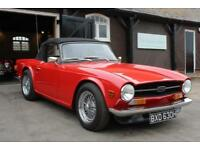 1970 TRIUMPH TR6 *ULTIMATE FAST ROAD""
