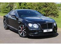 Bentley Continental GT V8 S MDS MULLINER DRIVING SPC