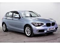 2012 BMW 1 Series 116I SE Petrol blue Automatic