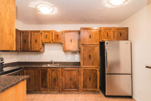 Plateau : Large 4 1/2 condo with garage for sale