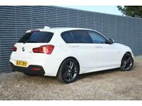 2017 67 BMW 1 SERIES 1.5 118I M SPORT 5D 134 BHP