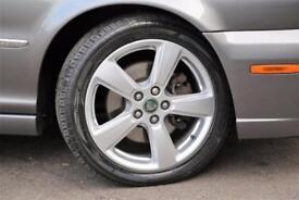 2009 Jaguar X-TYPE 2.2 D DPF SE 5dr Diesel grey Automatic
