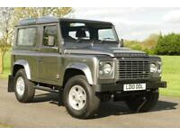 Land Rover 90 Defender 2.4TDci XS Station Wagon
