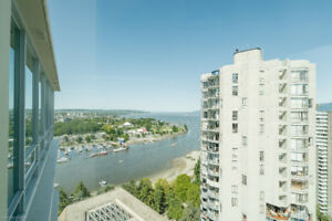Heart of Downtown with English Bay View!(2803 1005 BEACH AVENUE)