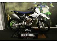 HUSQVARNA FC 250 2018 MOTOCROSS BIKE ELECTRIC START
