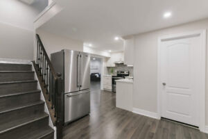 Newly Finished 2 Bedroom Basement Apartment for Rent - Oakville