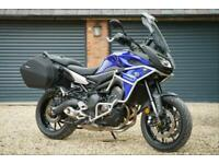 2018 Yamaha MT09 TRACER 900 , only 7k miles, FSH