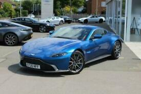 2020 Aston Martin Vantage 2dr ZF 8 Speed Automatic Petrol Coupe