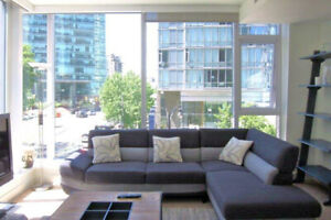Furnished Condo Rental at West Pender Pl Coal Harbour Vancouver