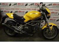 1998 Ducati Monster 900.