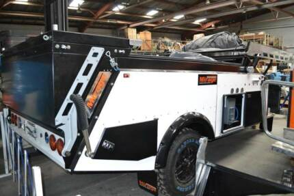 Mirage RV Single Axle Approx 5m All Terrain Camper Trailer Airport West Moonee Valley Preview