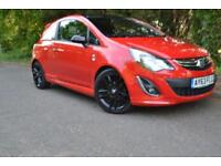 2013 Vauxhall Corsa 1.2i Limited Edition £139 A Month £0 Deposit