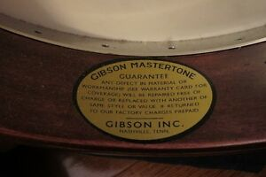 76' Gibson Mastertone 5 String Banjo-Serious inquiries only Kawartha Lakes Peterborough Area image 5