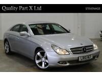 2010 Mercedes-Benz CLS 3.0 CLS350 CDI 7G-Tronic 4dr