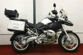 BMW R 1200GS ** Crash Protection - Hand Guards - Centre Stand **