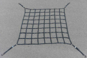 Cargo Nets for Securing Your Equipment, ATV's and More