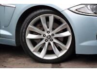 2011 Jaguar XF 3.0 TD V6 S Portfolio 4dr Diesel blue Automatic