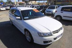 2007 Holden Commodore SVZ VZ Wagon Beaconsfield Fremantle Area Preview