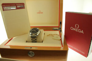 OMEGA SEAMASTER AQUA TERRA AUTOMATIC CO-AXIAL 39MM STAINLESS STE