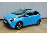 2018 Toyota AYGO 1.0 VVT-i X-Plore 5dr 2 keys mot'd lady owner low miles cheap t