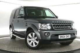 image for 2014 Land Rover Discovery 4 3.0 SD V6 SE Tech (s/s) 5dr SUV Diesel Automatic