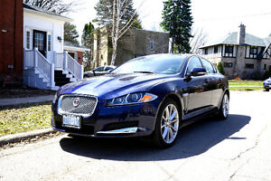 2015 Jaguar XF PREMIUM Sedan