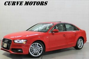2015 Audi A4 Technik plus *NAVI/CAMERA/B&O SOUND/BLIND SPOT/ROO