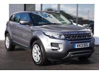 2013 Land Rover Range Rover Evoque 2.2 ED4 Pure (2WD) 5dr