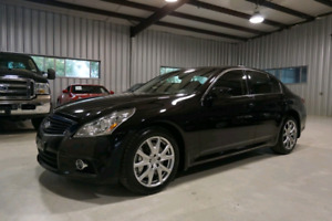 10 INFINITI G37xS AWD FULL LOAD STUD WINTER TIRES CAR STARTER