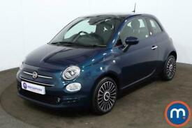 image for 2020 Fiat 500 1.0 Mild Hybrid Launch Edition 3dr Hatchback Petrol Manual