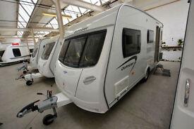 2012 Lunar Quasar 494 4 Berth Touring Caravan