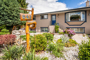 Family Home with Legal Suite - 645 Hemlock Road