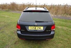 2008 Volkswagen Golf 2.0 TDI CR Sportline 5dr