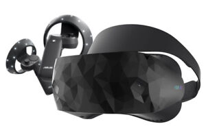Windows Mixed Reality Headset and Controllers