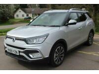 Ssangyong TIVOLI XLV 1.6 Ultimate Auto Estate Petrol Automatic
