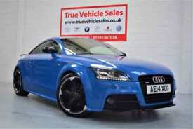 Audi TT Coupe 2.0TDI 170 Bhp quattro Black Edition - LOW RATE PCP £249 PER MONTH