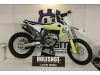 HUSQVRANA FC 250 2021 MOTOCROSS BIKE BRAND NEW