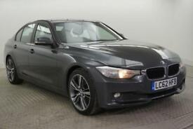 2012 BMW 3 Series 320D EFFICIENTDYNAMICS Diesel grey Manual