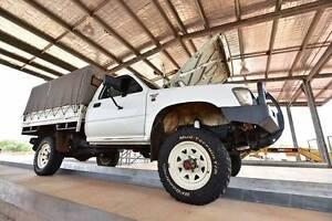 1997 Toyota Hilux Ute/Kununurra & Darwin Kununurra East Kimberley Area Preview