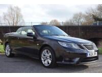 2011 Saab 9-3 1.9 VECTOR SPORT TID 2d 150 BHP 1 OWNER - CONVERTIBLE - FSH!