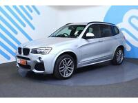 2015 BMW X3 2.0 20d M Sport Auto xDrive 5dr