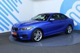 2016 BMW 2 Series 2.0 220d M Sport Auto xDrive 2dr (start/stop)