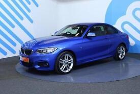 2016 BMW 2 Series 2.0 220d M Sport Auto xDrive 2dr (start/stop)