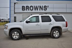 2013 Chevrolet Tahoe LT - W/Leather Heated Front Seats