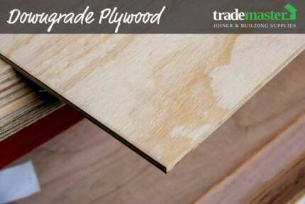 NEW Plywood Sheets In Stock - 2400x1200 Various Thicknesses