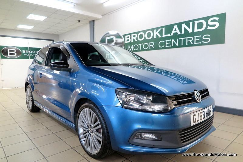 Volkswagen Polo Bluegt Dsg Auto 5x Services Leather And 20 Road