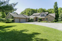 Stunning Estate Home on 2.02 Acres - 1563 Kale Dr. Innisfil ON