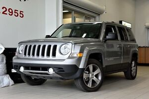 2016 Jeep Patriot, HIGH ALTITUDE CUIR+4X4+TOIT!!